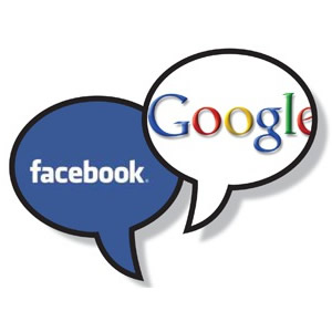 Display : Google rattrape Facebook aux USA et deviendra leader courant 2012