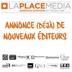 La Place Media : inauguration en grande pompe et arrivée de nouveaux partenaires