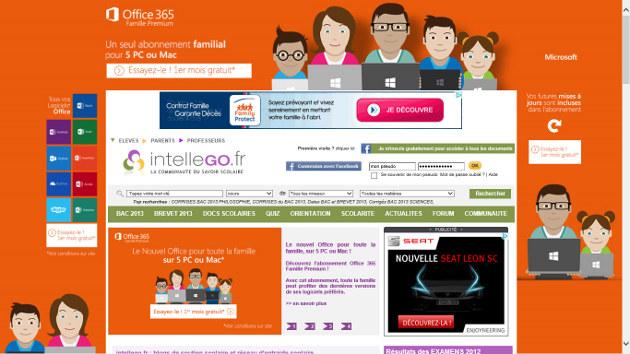Retour d'expérience branding RTB : campagne d'habillage de Microsoft