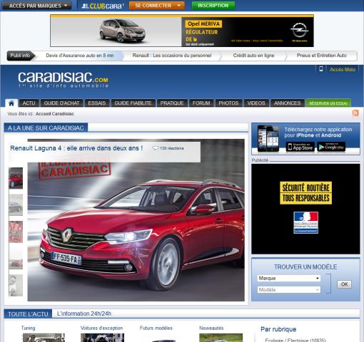 Une régie de sites automobiles signe avec Ezakus pour cibler son audience