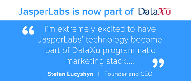 DataXu achète LasperLabs