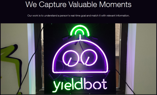Yieldbot_slogan
