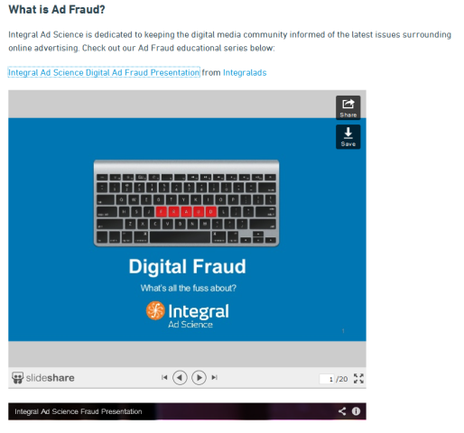 What is ad fraud _IAS