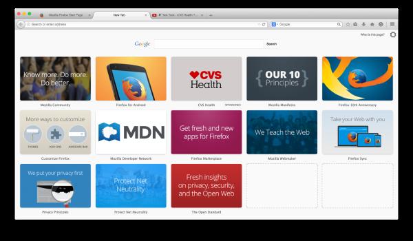 Mozilla mise sur le programmatique pour mieux monétiser et qualifier son inventaire
