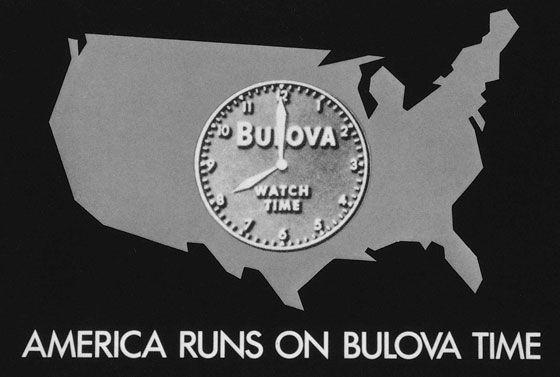 Bulova-Clock