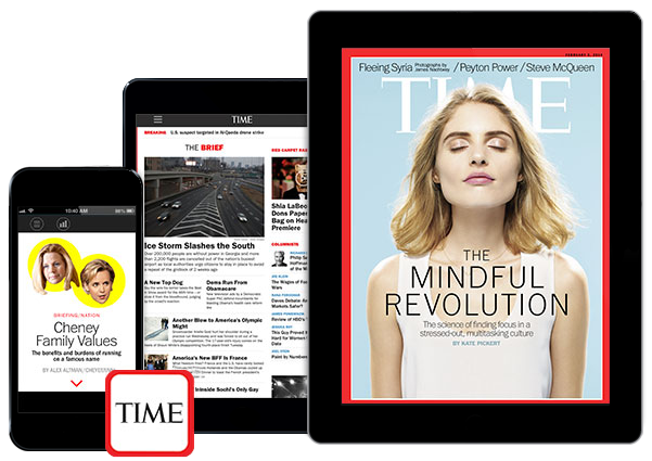 Time Inc Time