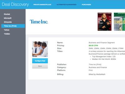 TimeInc programmatic