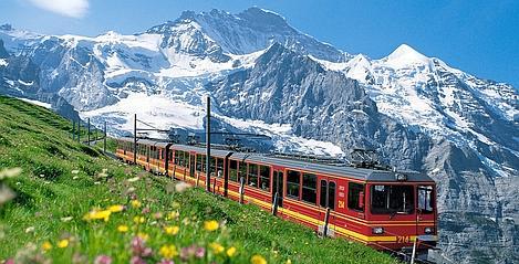 Jungfraubahn - Jungfrau Railway