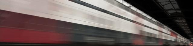 Liverail train