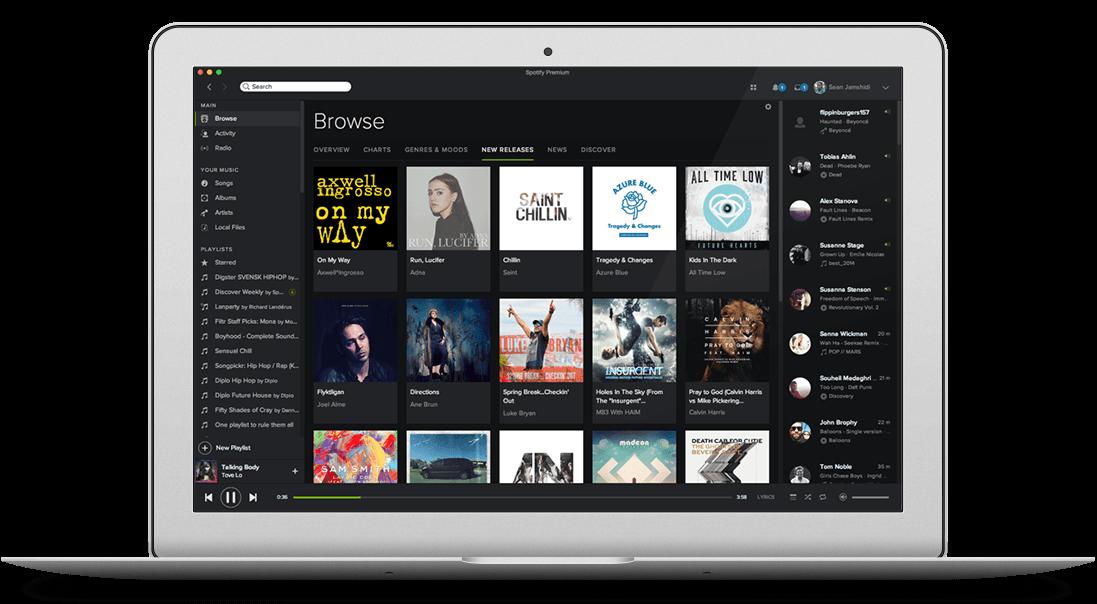 Le contexte est ROI : Spotify lance un ciblage en fonction de la playlist écoutée