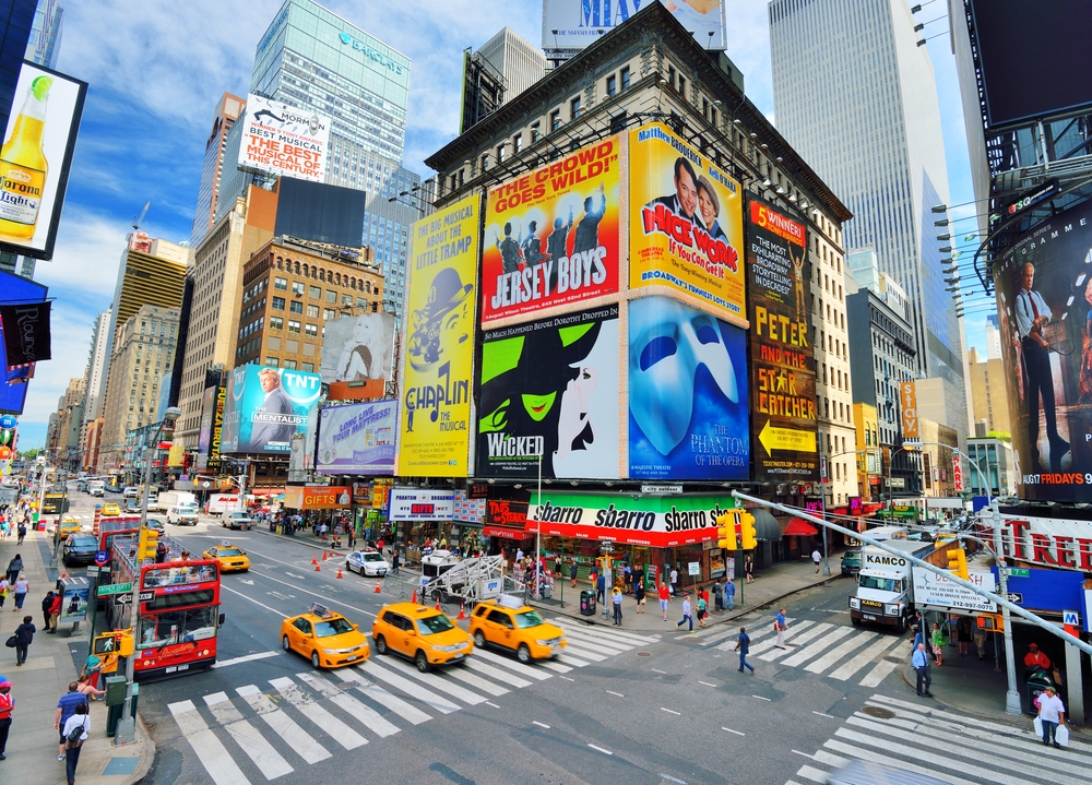 New-York-Times-Square-Ads-Taxi