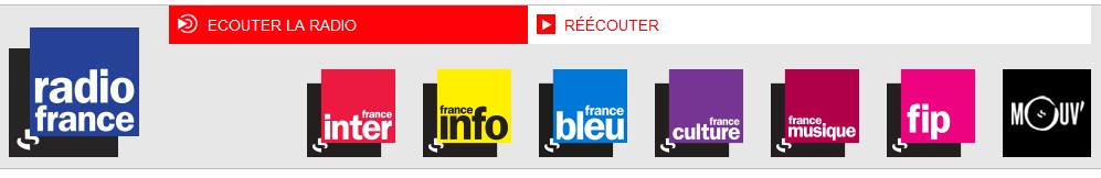 Recommandation : Radio France signe un partenariat exclusif avec Outbrain