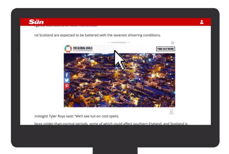 Vidéo : Unruly veut renverser la tendance des ad blockers