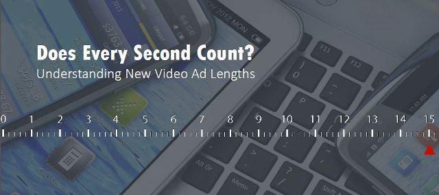 Savoir choisir la bonne durée de la pub vidéo (étude)