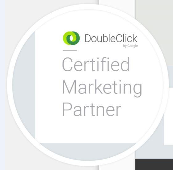 DoubleClick partner badge zoom