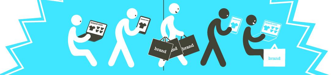 Les sites web font vendre… surtout en magasin ! (infographie)