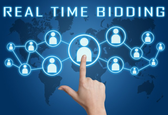 Real time bidding.