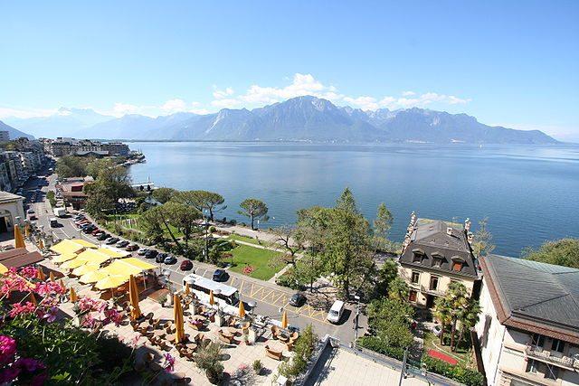 Montreux, Suisse.