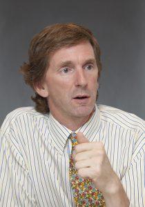 Tom Kershaw, directeur produits & ingénierie de Rubicon Project.