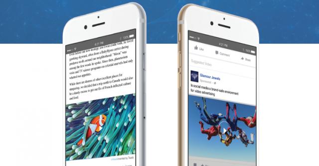 La publicité aurait plus d'impact auprès des lecteurs sur les sites des éditeurs premium que sur Facebook (étude)