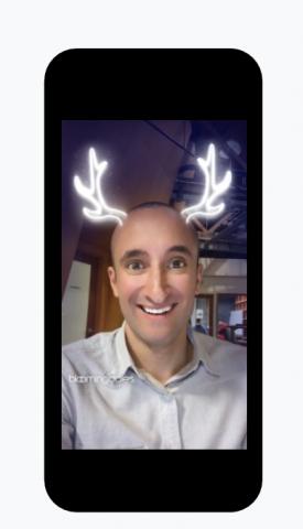 Lens Snapchat.