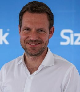 Mark Grether , Sizmek.