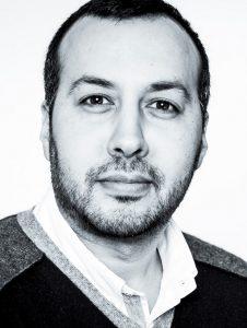 Mohamed Laaouissi, directeur France de Meetrics