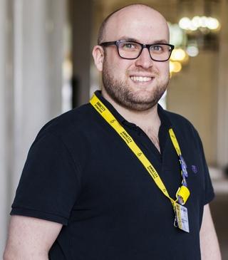 Loïc Gamain, Amnesty International Belgique francophone.