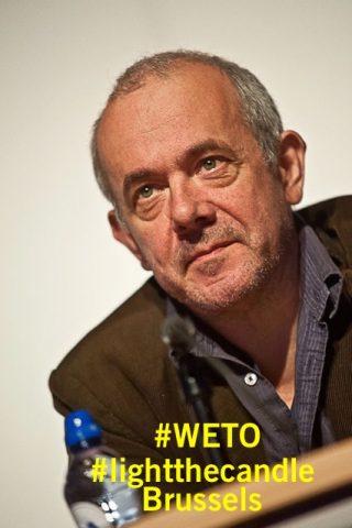Philippe Hensmans, Amnesty International Belgique francophone.