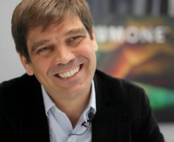 Julien Braun, RhythmOne.