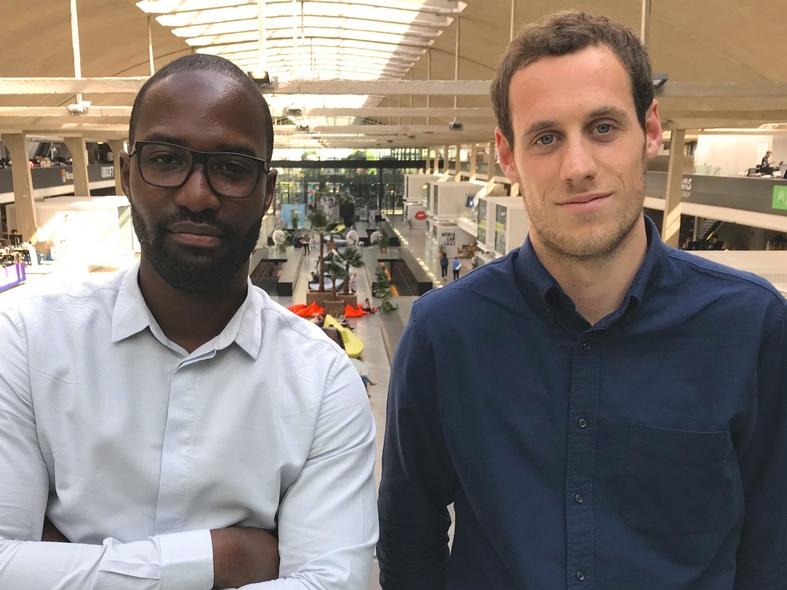 Charles-André Touré et Florent Payzan, StayTuned.