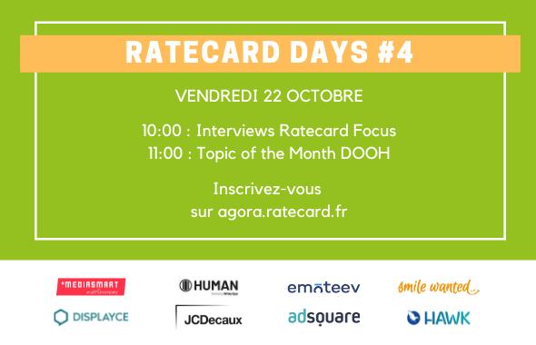 Ratecard-Days