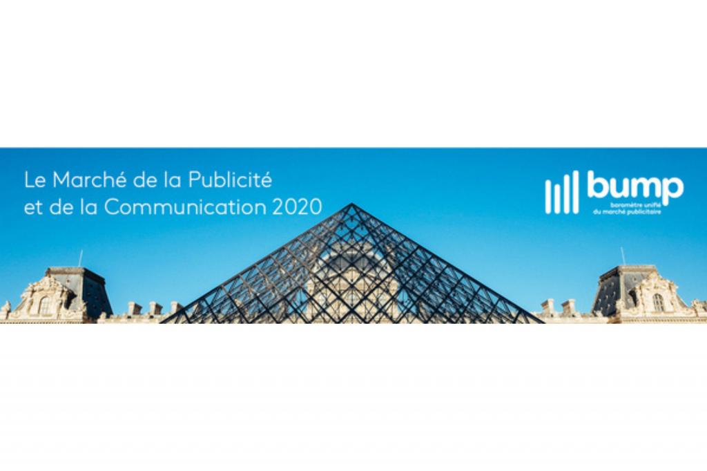 Kantar, France Pub et l'IREP croisent leurs données pour le Baromètre Unifié du marché publicitaire.